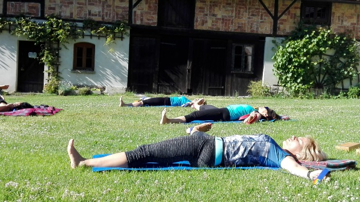 Joga, slow, medytacja, kąpiele leśne, trekking, nordic walking #slowandactive, #slowandactivepl, #aniakopera
