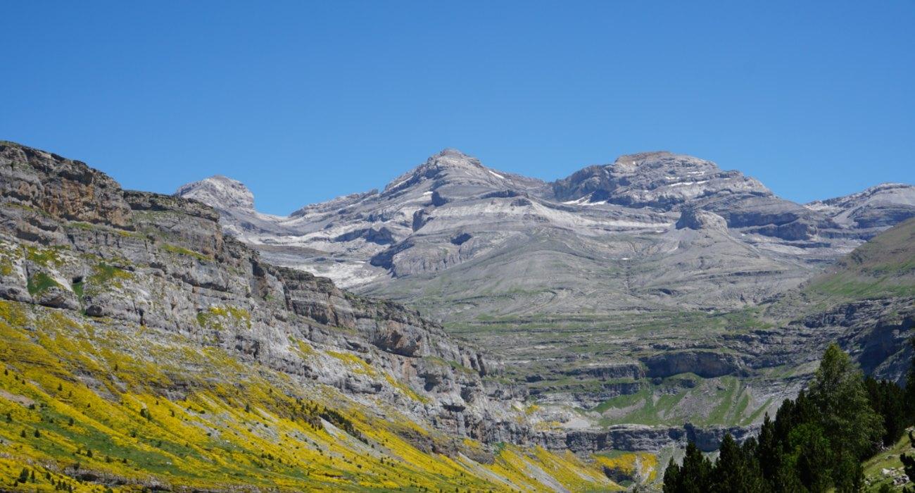 Trekking w Pirenejach, Monte Perdido i Ordesa, wyjazd dla aktywnych