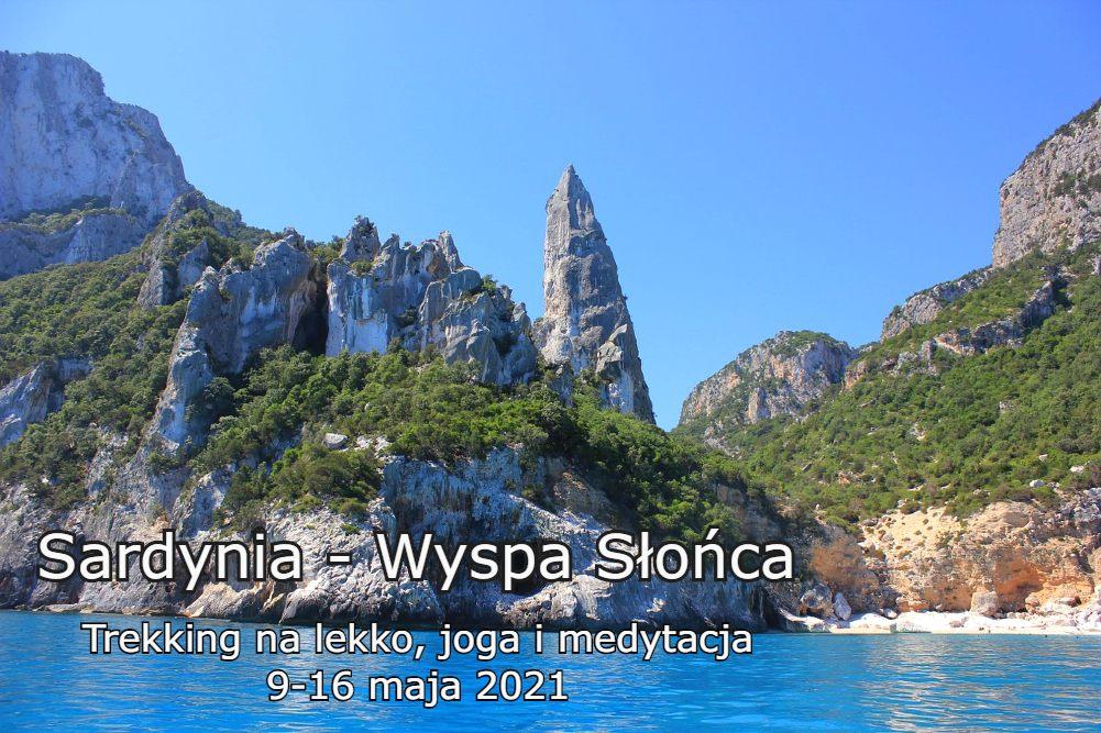 Slow and active, joga, wakacje na Sardynii, Sardynia, wędrówki, trekking