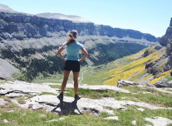 Trekking w masywie Monte Perdido, joga, masaże, dieta wege, medytacja, Ania Kopera, odchudzanie