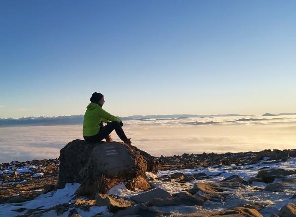 Trekking, joga,masaże, dieta wege, medytacja, Ania Kopera